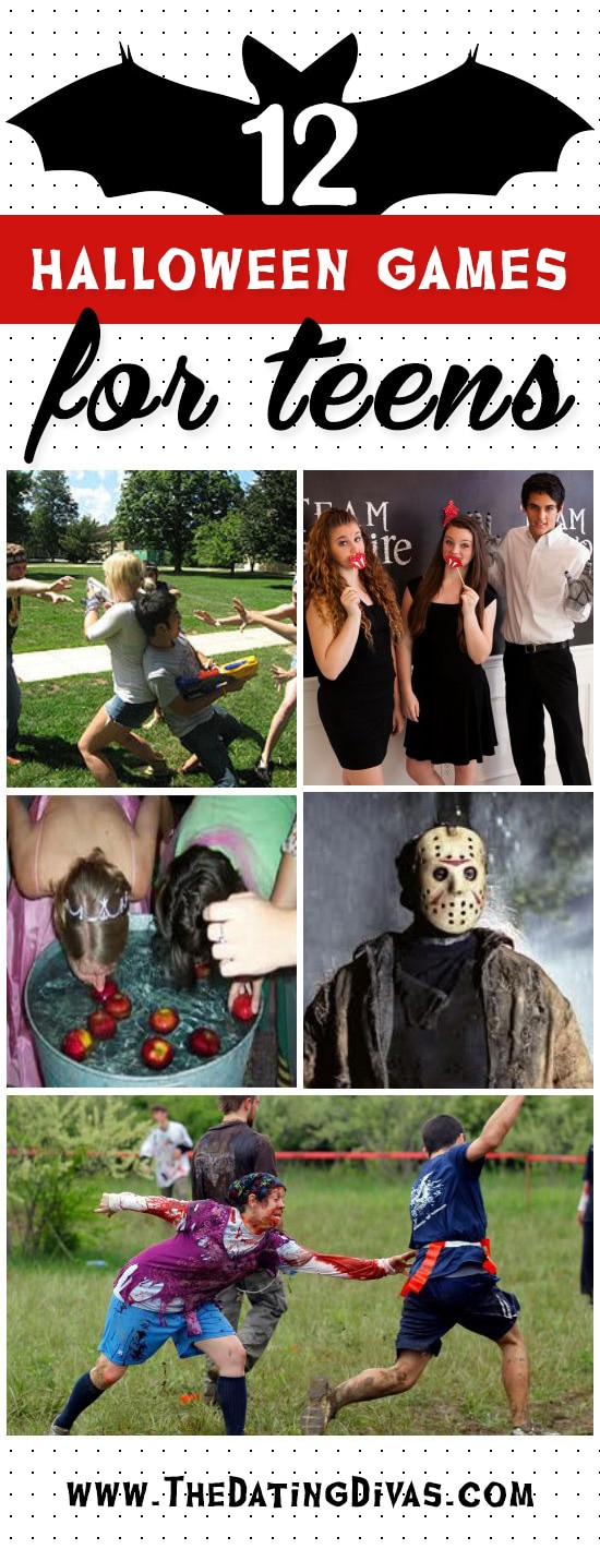 Halloween dating games