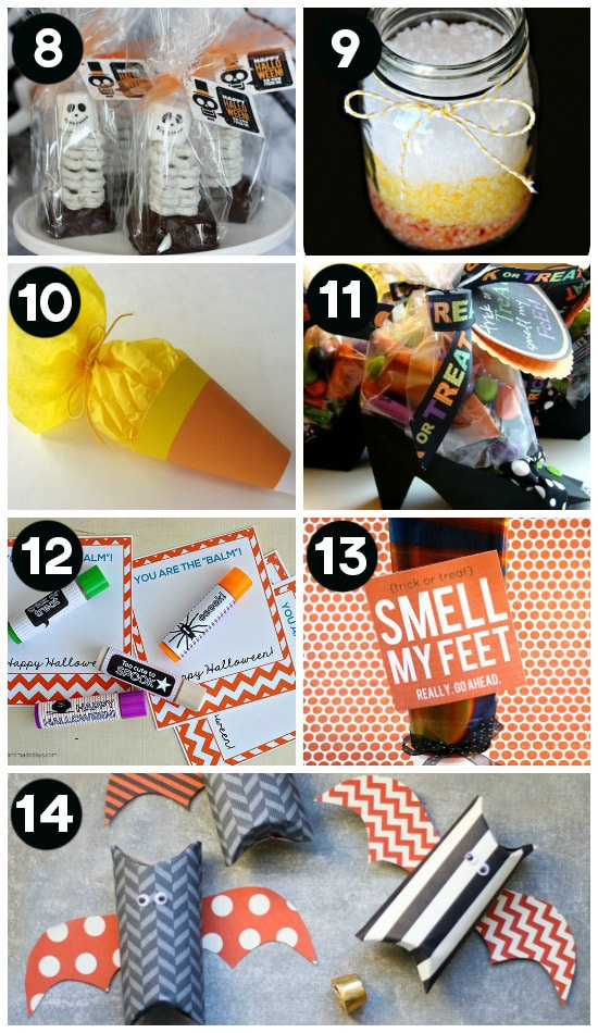 Halloween Baby Gifts Ideas : Easy halloween gift ideas
