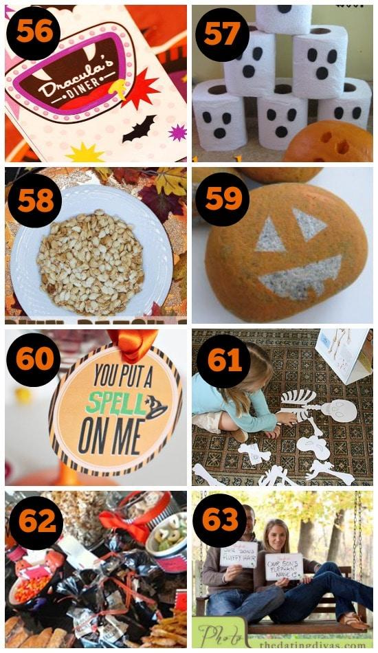 Halloween Night Traditions
