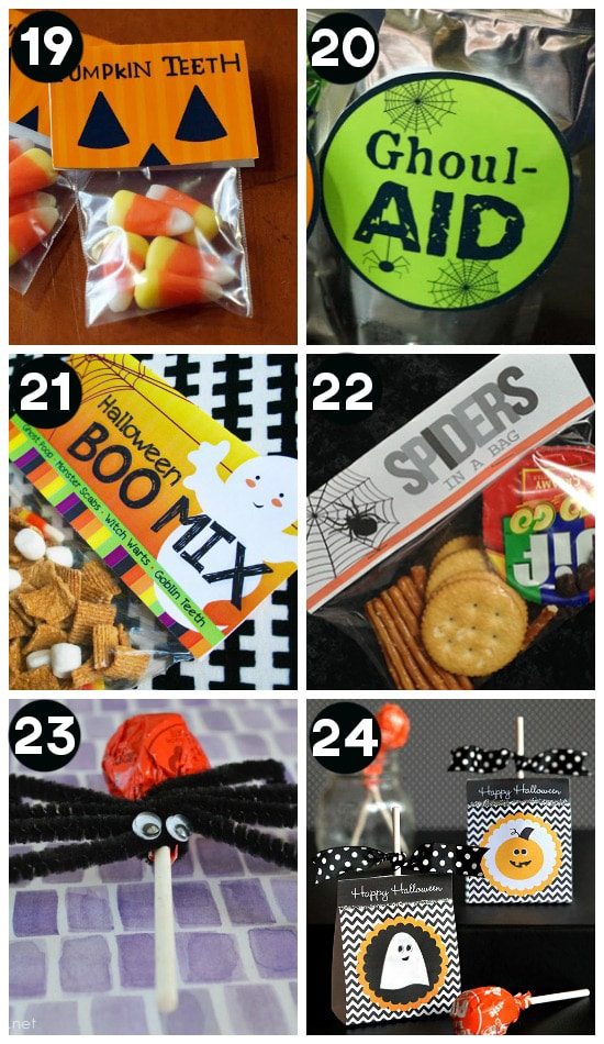 halloween goodie bag ideas