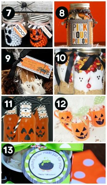 Halloween Teacher Gift Ideas