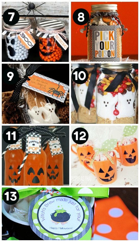 Fun Halloween Gifts for Teachers