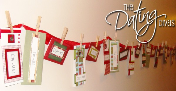 Christmas Countdown Cards !! Great idea for that special someone!!