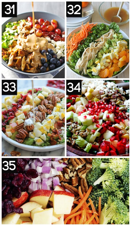 Healthy Summer Salads