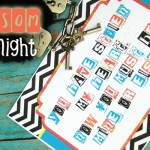 Ransom Date Printable Pack