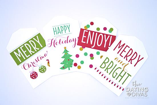 Adorable Christmas Gift Tags
