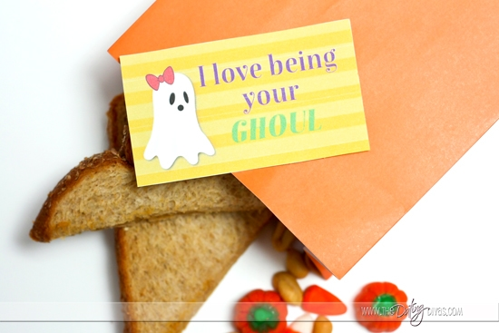 Halloween love note for the spouse.