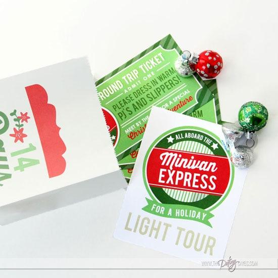 Holiday Minivan Express