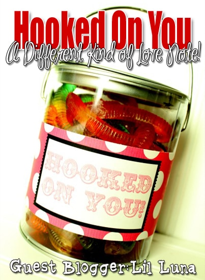 Hooked on You - Valentine's Day Gift for your Spouse