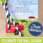 Football Tailgate Date Night
