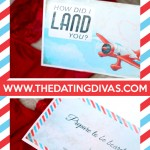 How Did I Land You – Flirty Card