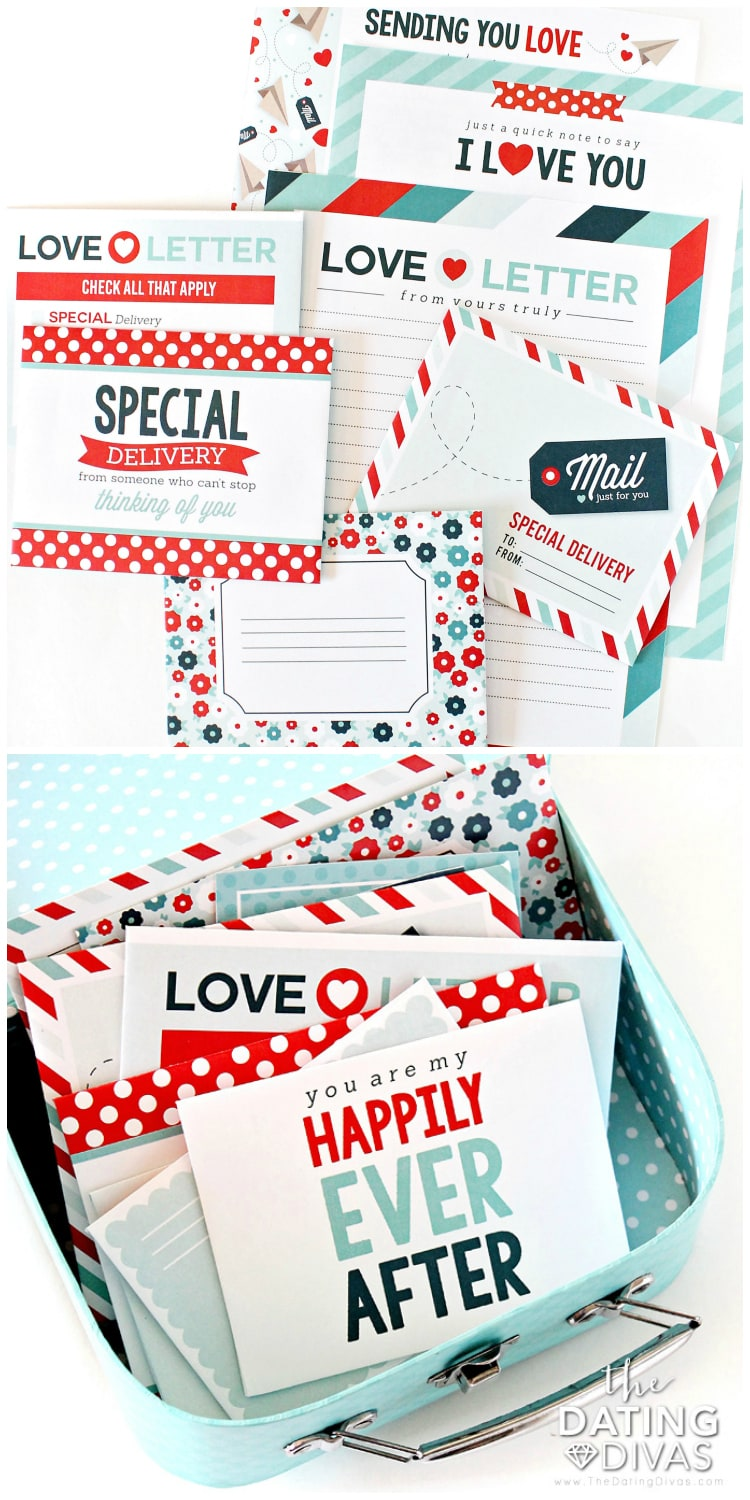 Adorable Love Letter Stationery!