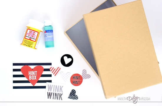 How to make a Hint Box