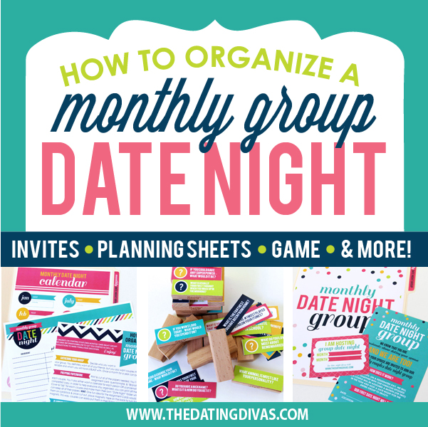 How to organize a Monthly Couples Date Night