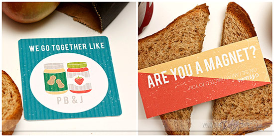 52 Lunch Box Notes and Lunch Box Pick Up Lines for Him