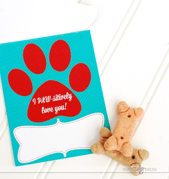 Hug Your Hound Love Note