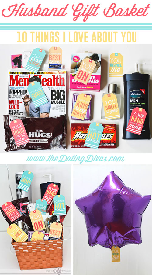 Sexy gift baskets for men