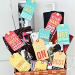 Husband Gift Basket: 10 Things I Love About You