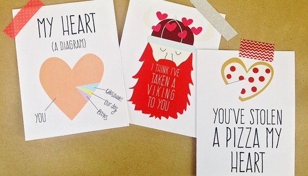 14 Unique DIY Valentine's Day Cards For Your Sweetie
