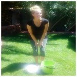 Taking on the ALS Ice Bucket Challenge