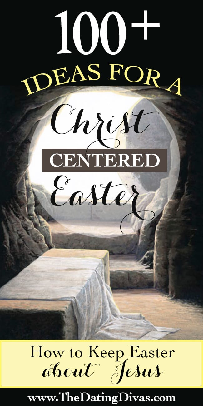 100 ideas for a christ centered easter ideas for a christ centered easter negle Image collections