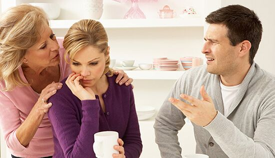 In-laws - Dealing with Difficult People
