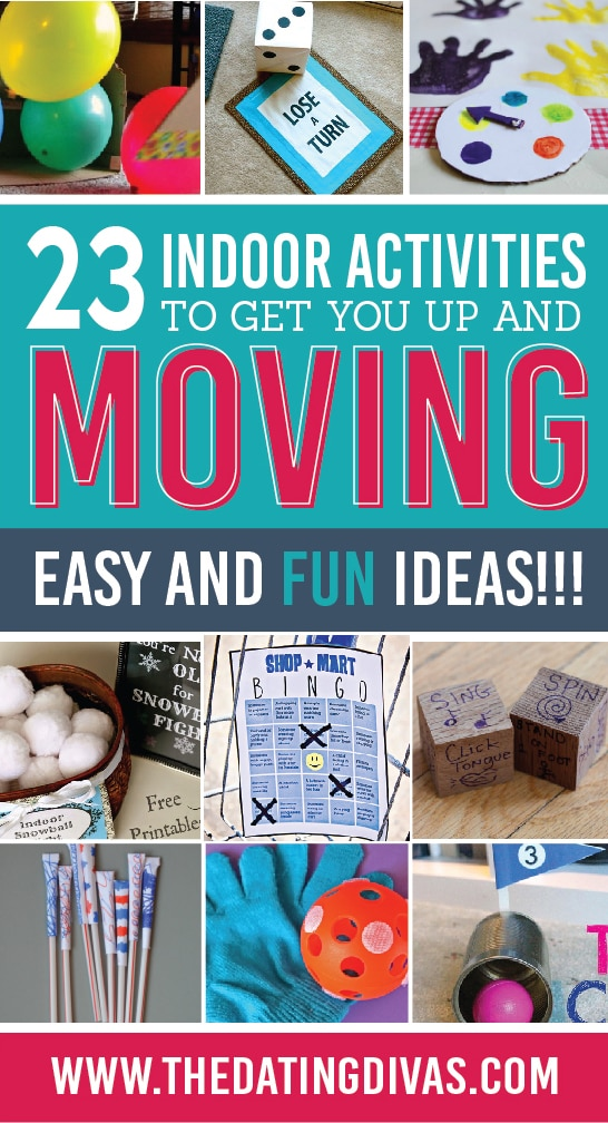 Indoor Active Games For Adults