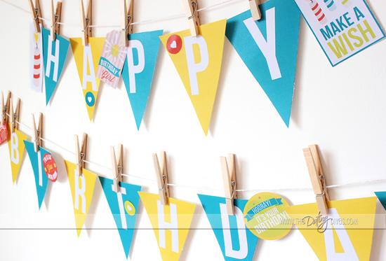 Inexpensive Birthday Idea