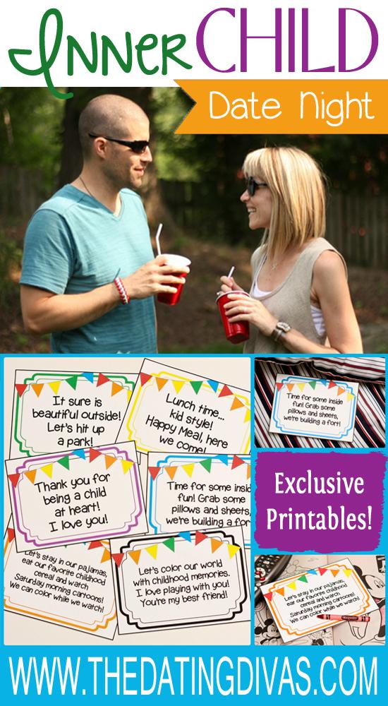 Inner Child Date Printables