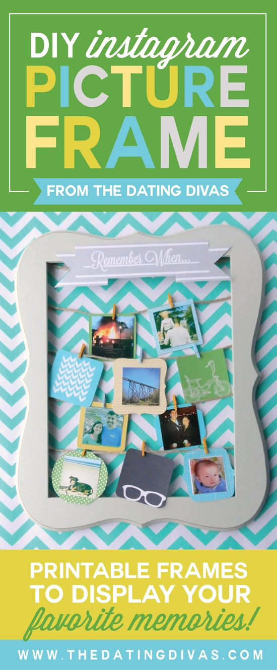 Instagram Printable Frames