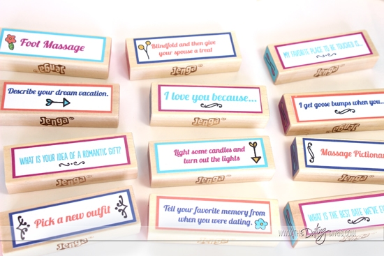 DIY Bedroom Board Game - The Dating Divas