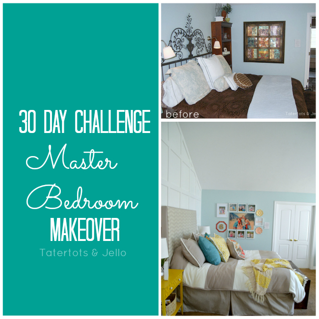 Jennifer (Guest Blogger)- Romantic Master Bedroom Retreat - First Picture