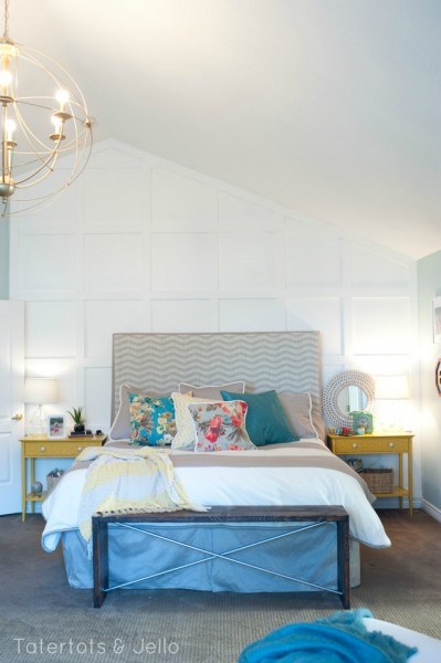 Jennifer (Guest Blogger)- Romantic Master Bedroom Retreat - Step Three