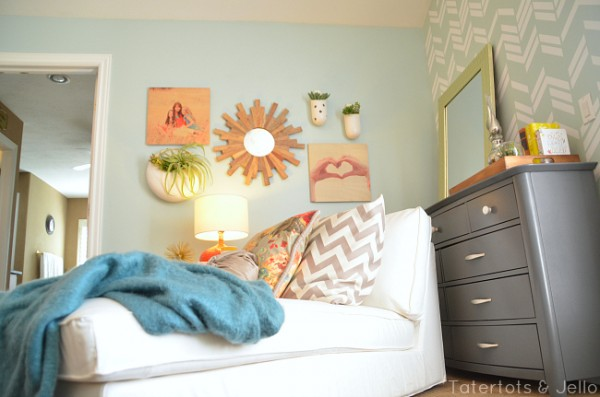 Jennifer (Guest Blogger)- Romantic Master Bedroom Retreat - Step Two