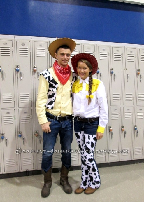 Woody And Jessie Costumes Ultimate Costume Round...