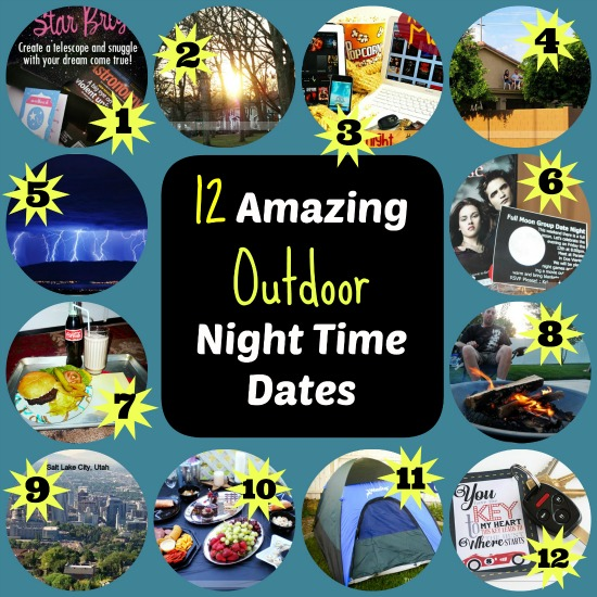 50 Outdoor Date Ideas  The Dating Divas