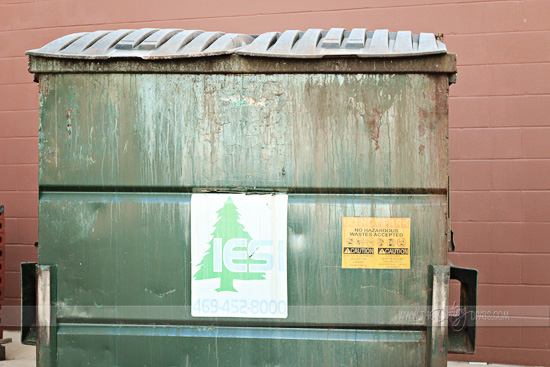 Julie-Adventure-Dining-Dumpster