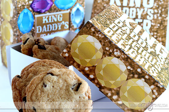 Father's Day Cookie Gift