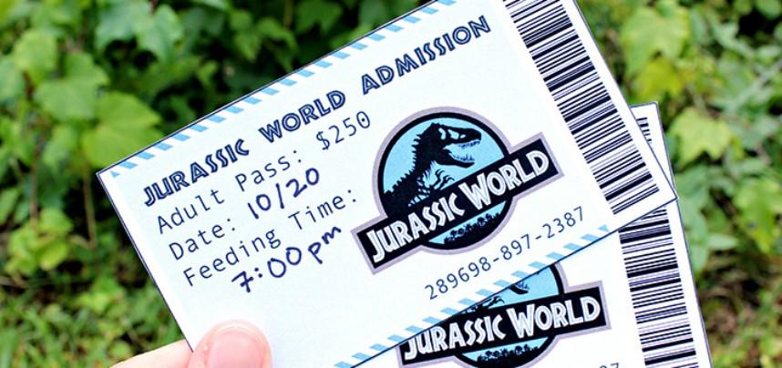 Jurassic World Movie Date Night