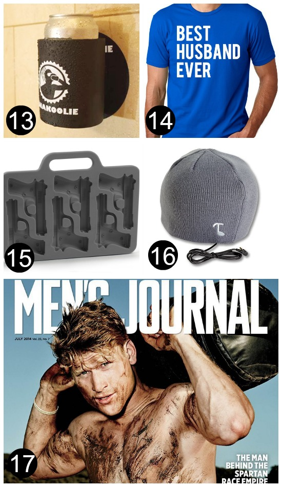 Just Because Gifts for Him under $20 13-17