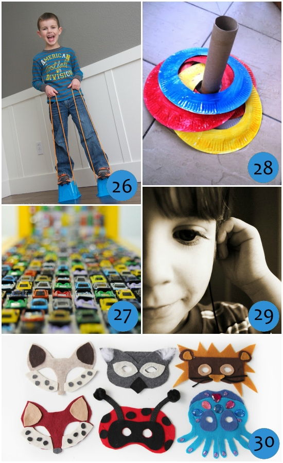 Just for Fun Kids Indoor Activities