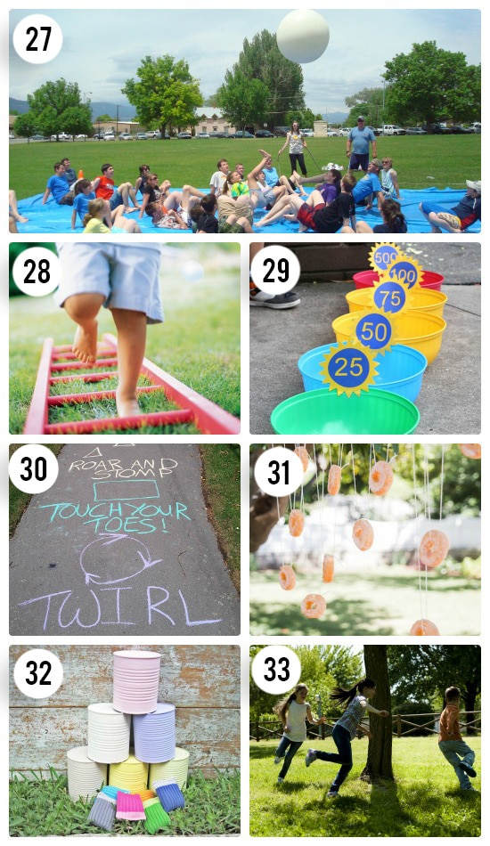 7 Outdoor Games for Kids
