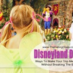 Finding Disneyland Deals