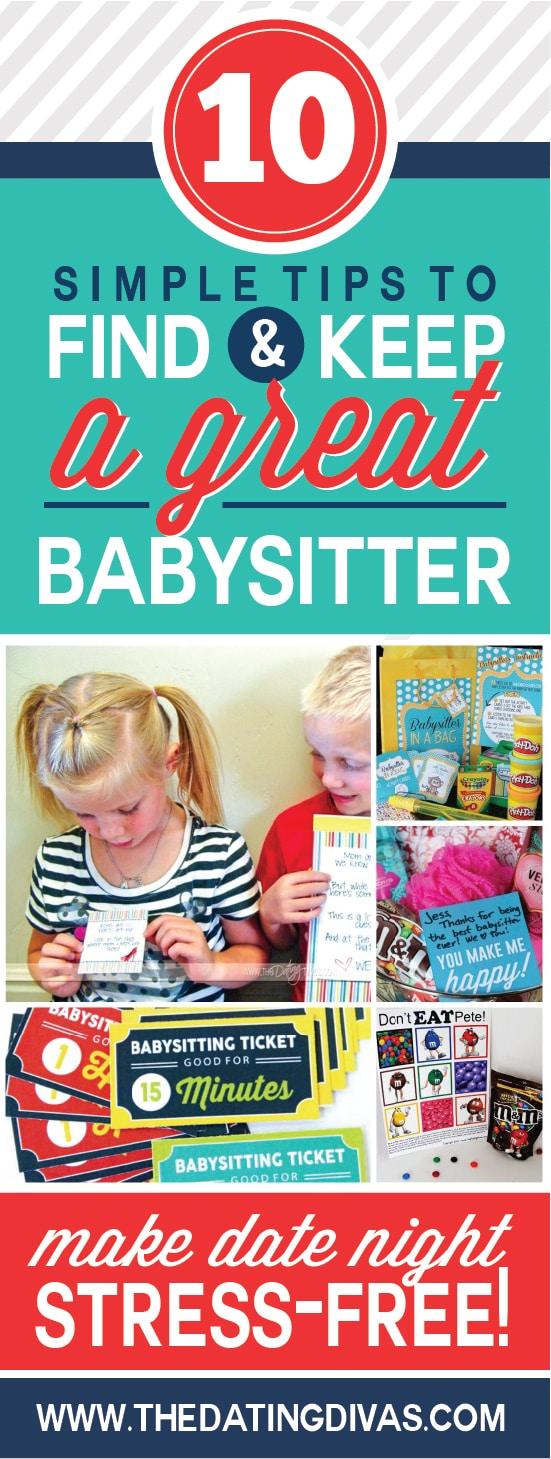 Keep a Babysitter