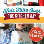 Kids Take Over the Kitchen Day!