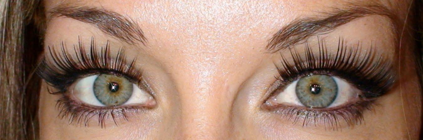 how to apply false eyelashes sexy bedroom eyes tutorial
