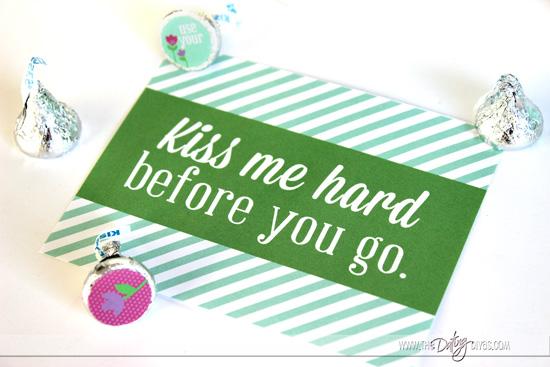 Kiss Me Hard Before You Go