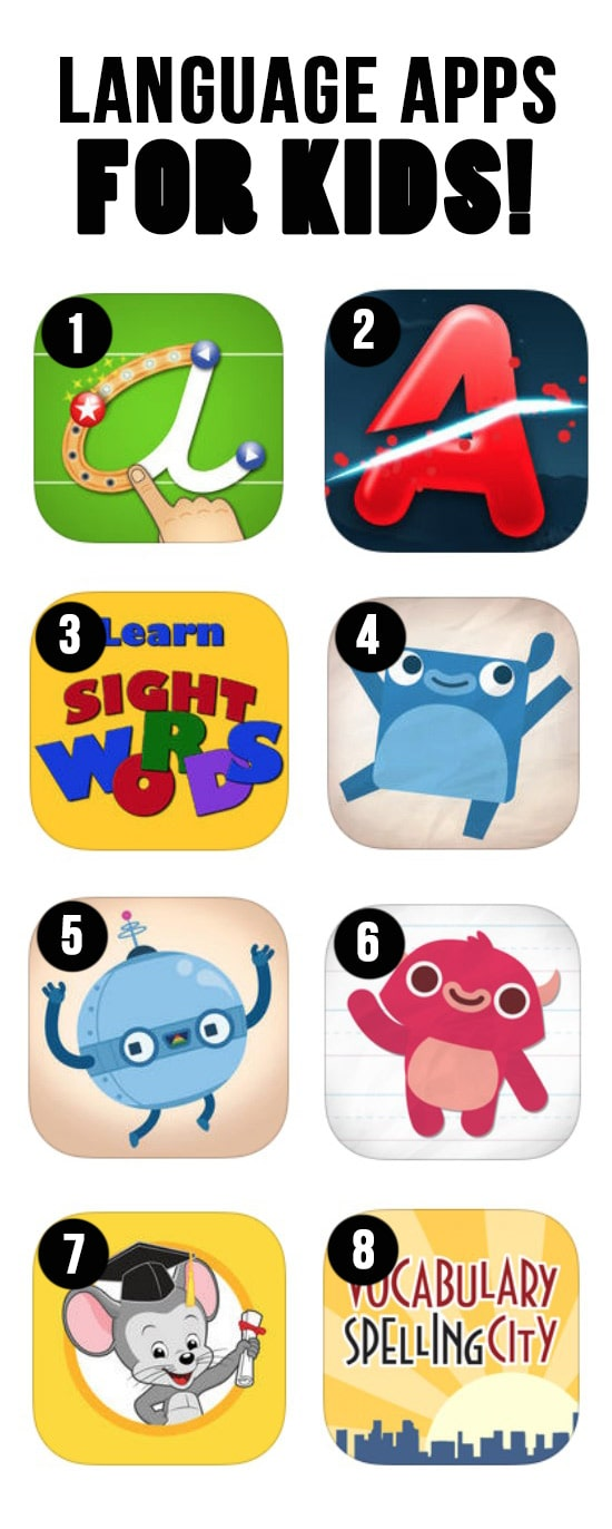 Language Apps for Kids
