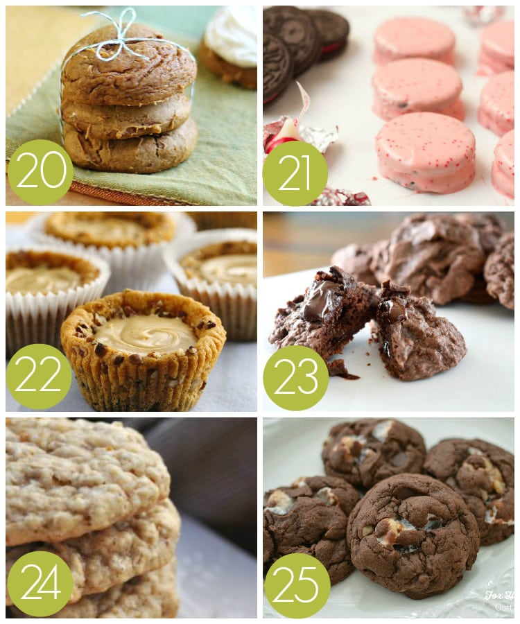 Quick and Easy Cookie Recipes