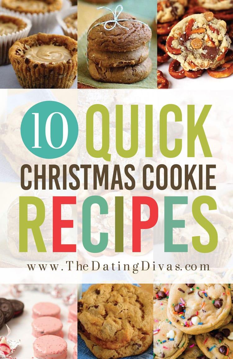 Last Minute Christmas Cookies